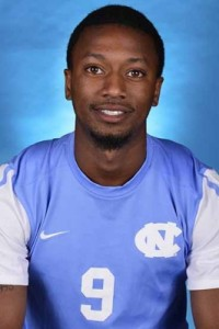 Jordan McCrary. Photo via UNC.