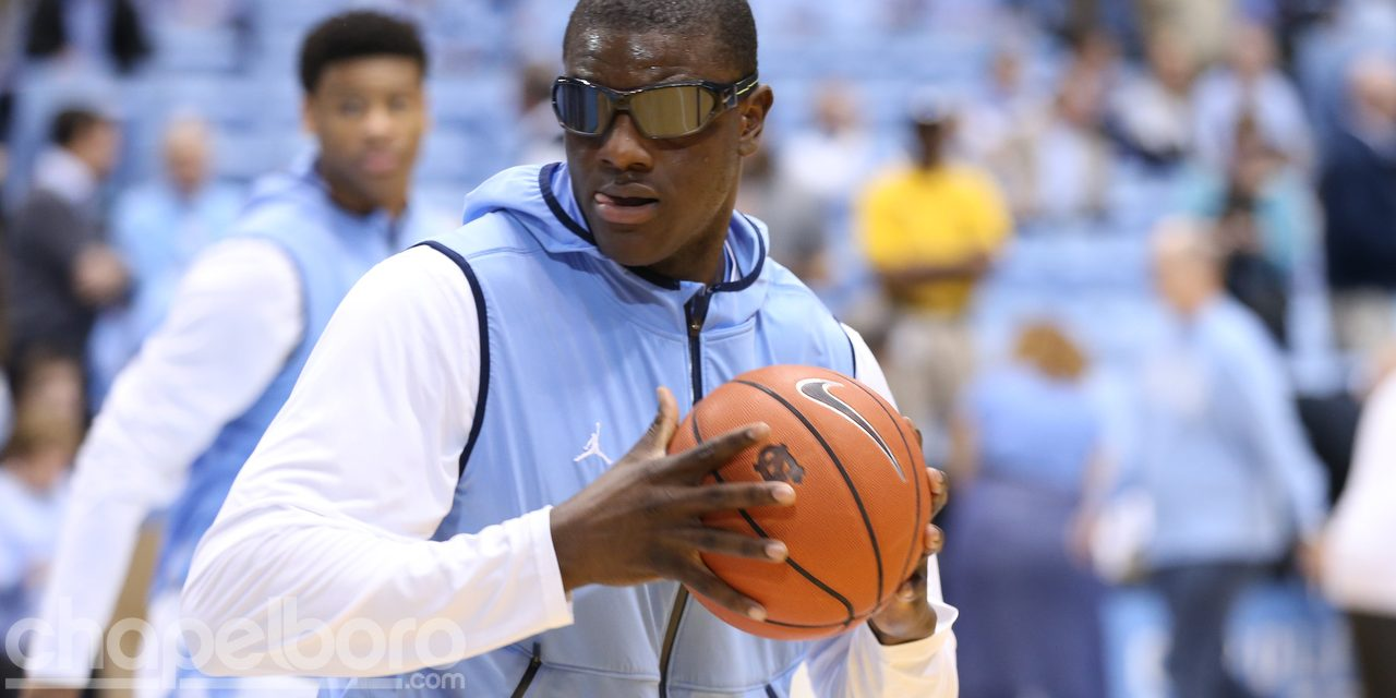 Joel James Added to Indiana Pacers' Summer League Roster
