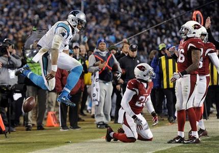Carolina Panthers Rout Cardinals: Headed to Super Bowl