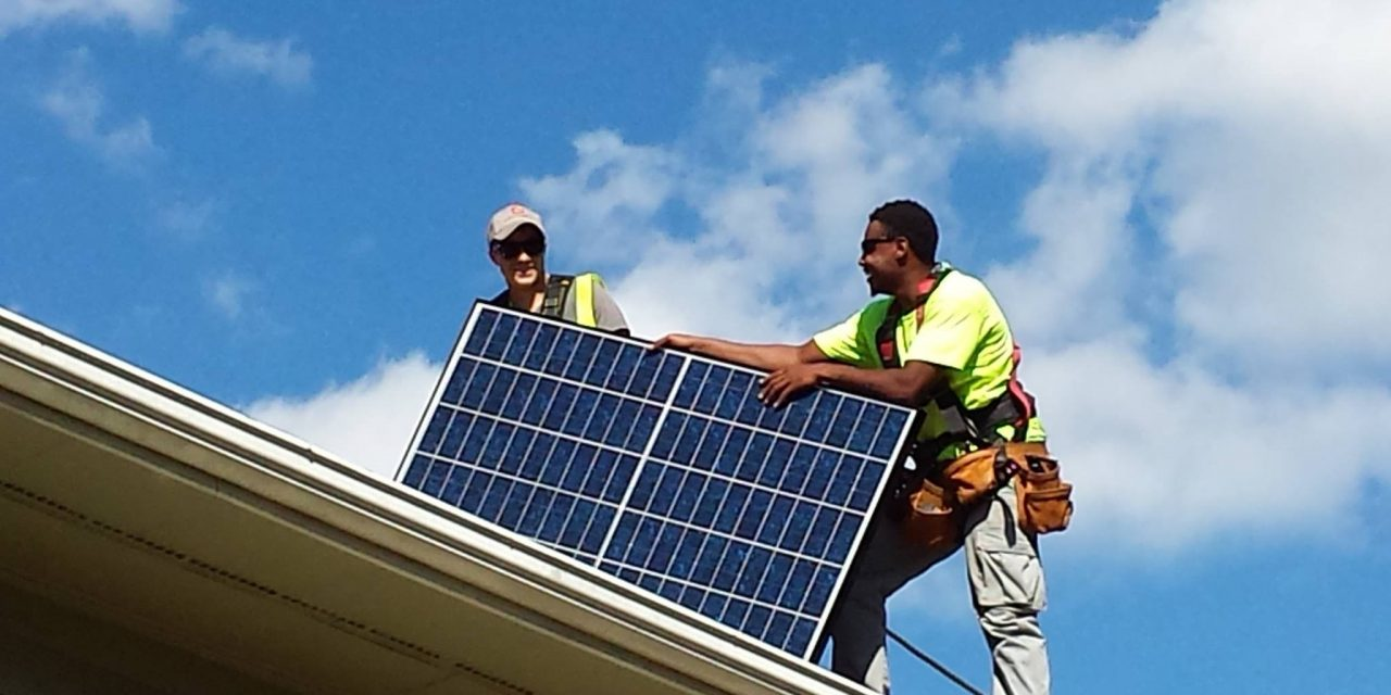 State Local Officials Push for Solar Power Partnership with Duke Energy