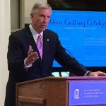 Tom Ross Honored with University Award by UNC Board of Governors
