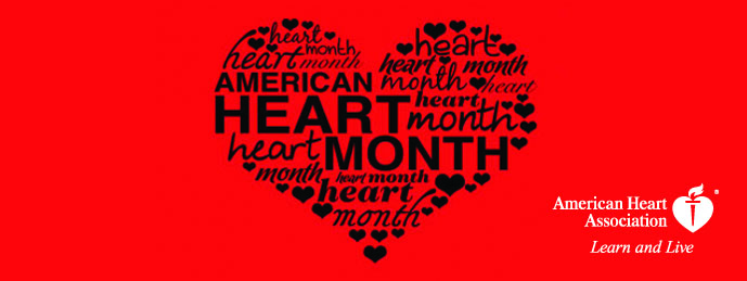 Heart Health Emphasized in February