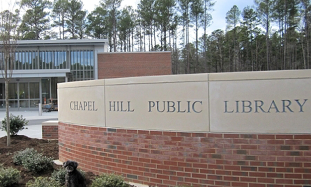 With New Funds, Chapel Hill Library Plans on Local Music Programming, New Kiosk