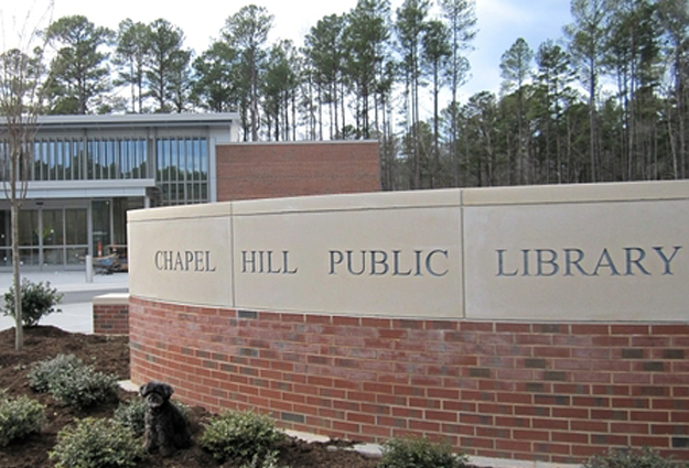 Chapel Hill Public Library Adds New Hours