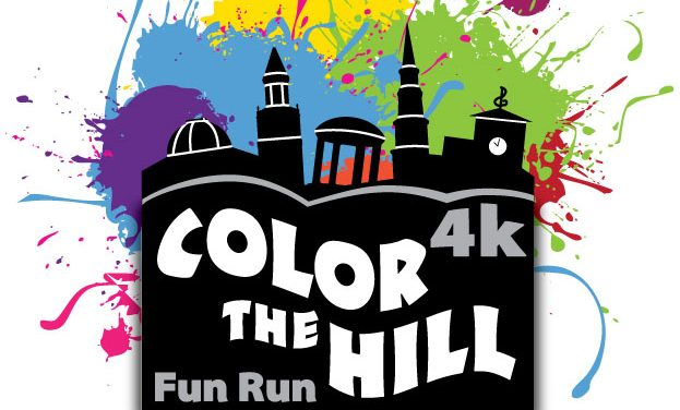 """Color The Hill"" – And Yourself – For A Cause (Or Three)"