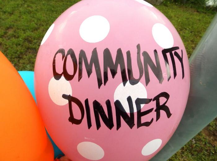 Community Dinner