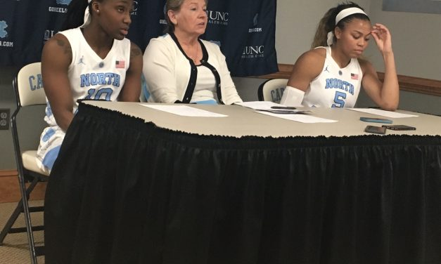 UNC Holds Out for 71-67 Win