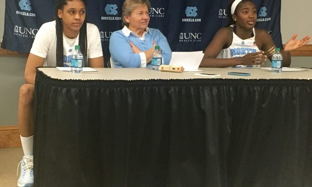 UNC's Slow Start Costs Them a Win Against Pitt
