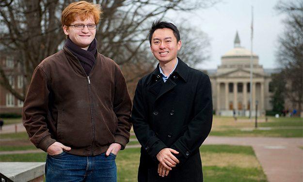 Three Local Students Named Gates Cambridge Scholars
