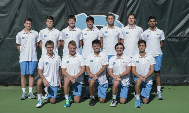 Four Tar Heels Named All-ACC Tennis Players