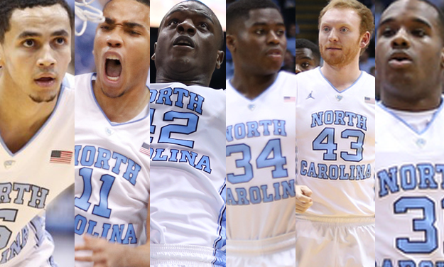 UNC Basketball To Celebrate Senior Night