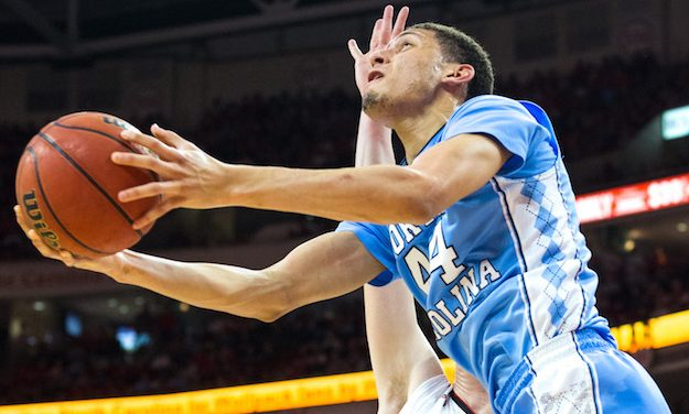 Jackson, No. 7 Tar Heels Shake Off Slow Start: Beat NC State 80-68