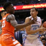 No. 8 UNC Picks Up Emotional Win Over Syracuse On Senior Night
