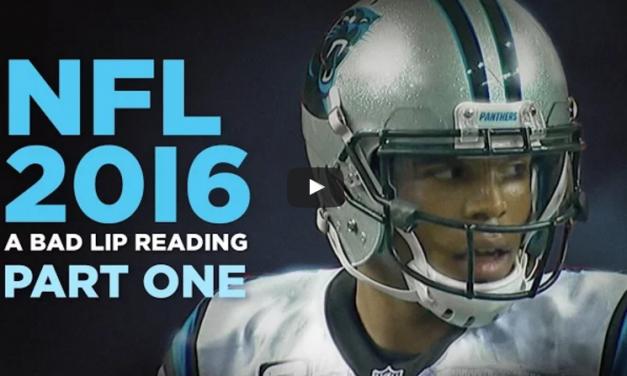 Bad Lip Reading Featuring Cam Newton