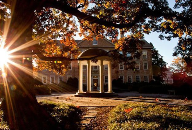 UNC Ranks Among Top Public Universities