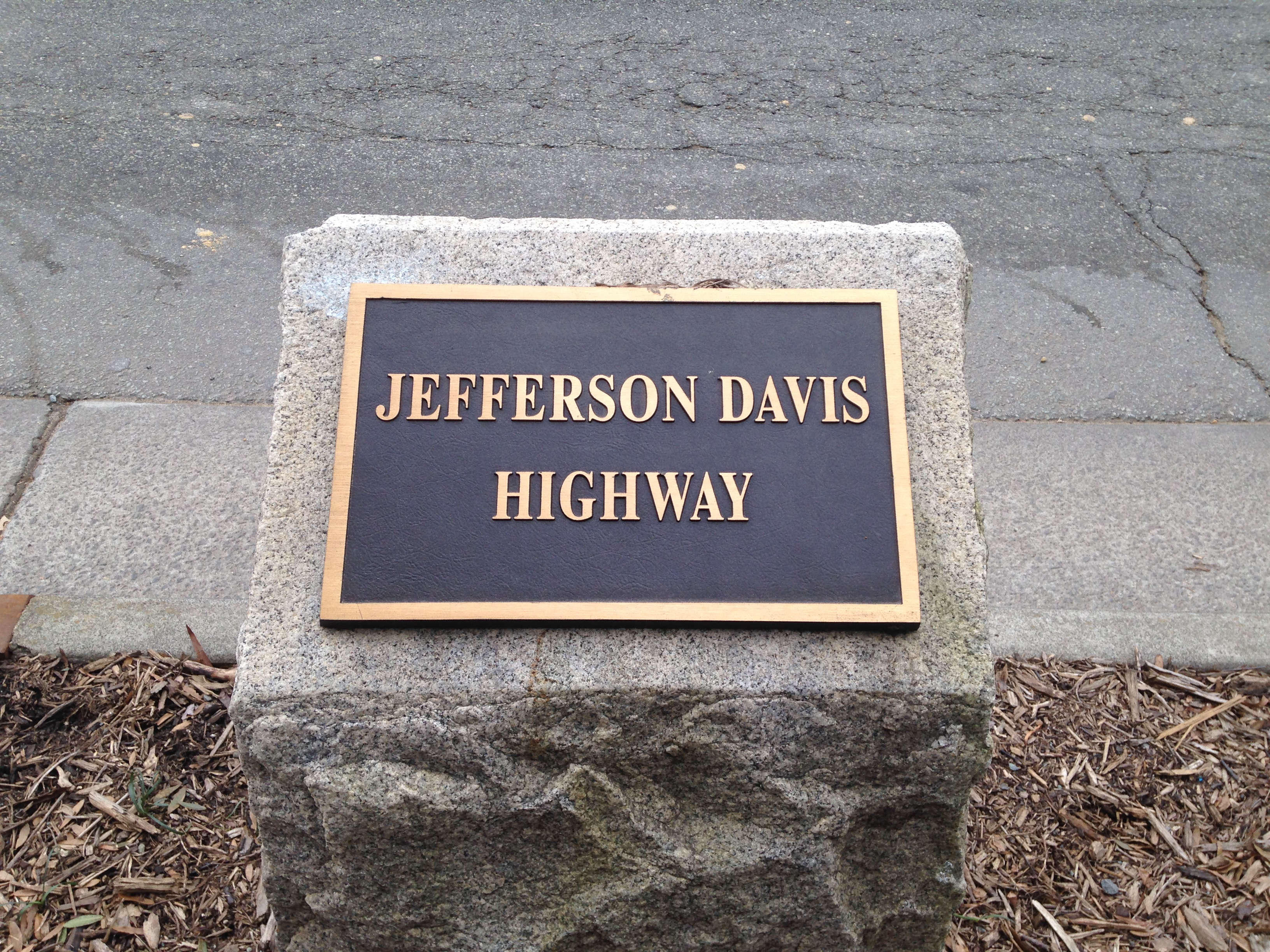 Chapel Hill Revisiting Options for Jefferson Davis Highway Marker