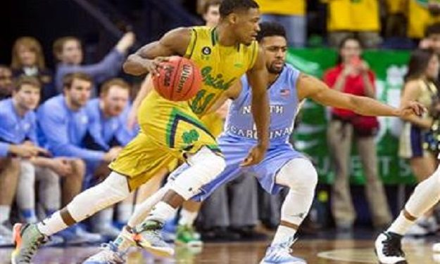 No. 2 UNC Blows 15-Point Lead, Loses to Notre Dame