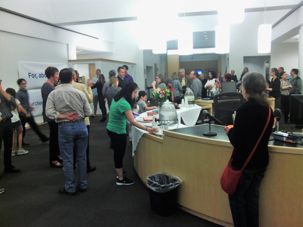 Chapel Hill Public Library Unbound 1