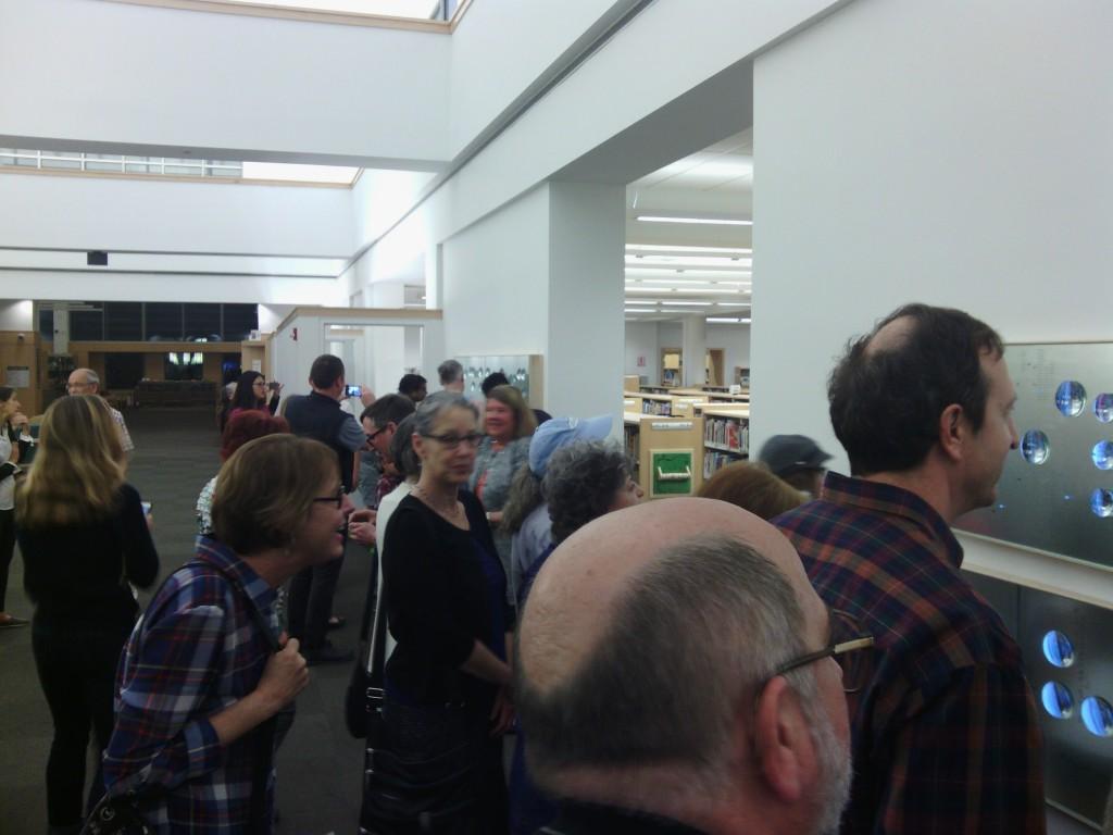 Chapel Hill Public Library Unbound 12