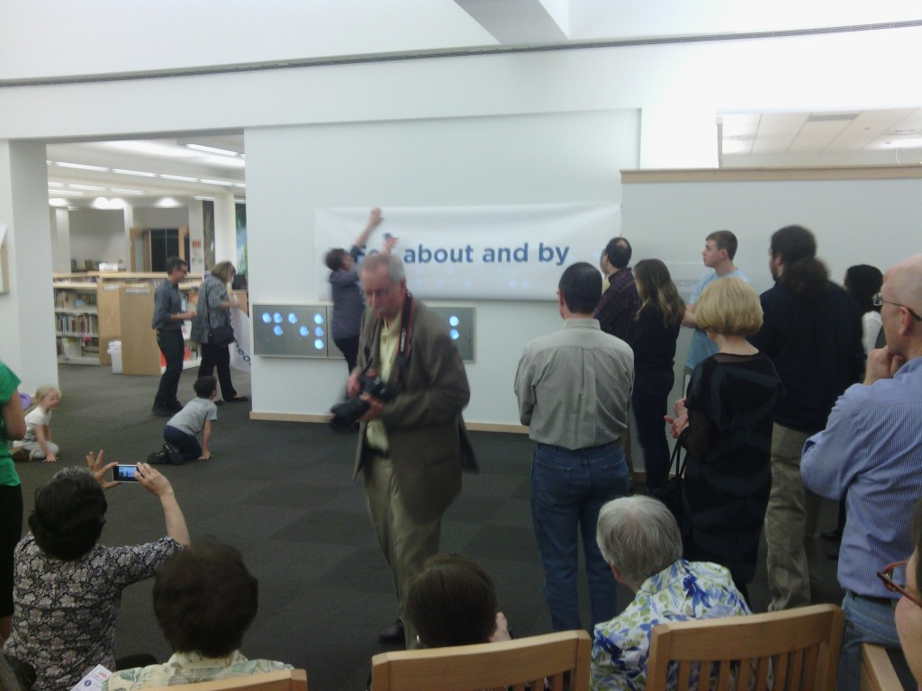 Chapel Hill Public Library Unbound 8