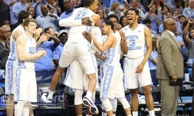 UNC Basketball Final Four Send-off Set for Wednesday