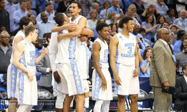 "Tar Heels Excited To See ""Second Half Marcus"" Again"