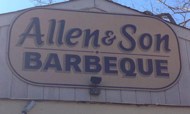Allen & Son Barbecue Closes
