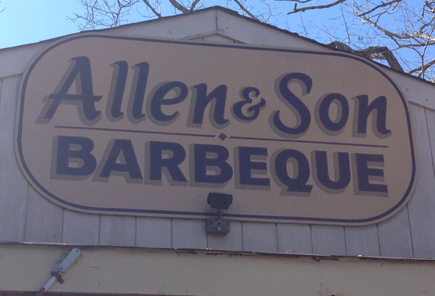 Allen & Son Barbecue Closes