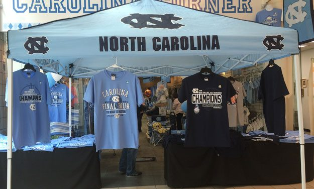 Chapel Hill Stores Prepare For Final Four With Voodoo And Graffiti