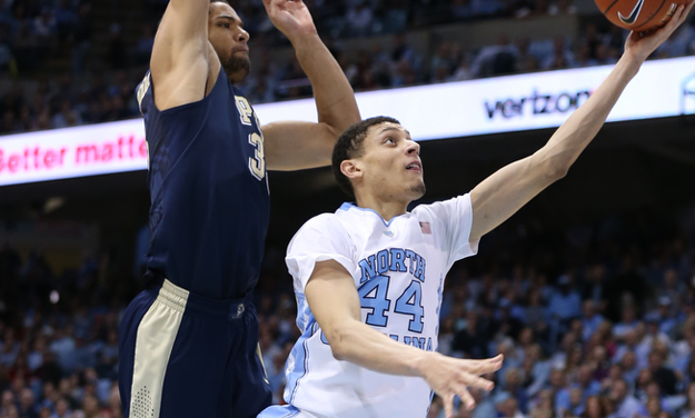 UNC Basketball Begins ACC Tournament at Noon Thursday