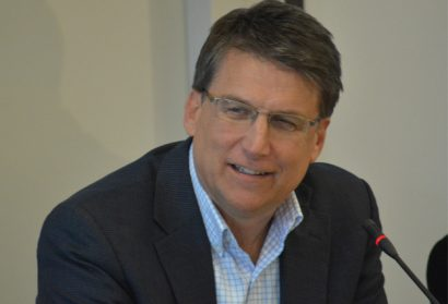 McCrory Concedes North Carolina Gubernatorial Race to Roy Cooper