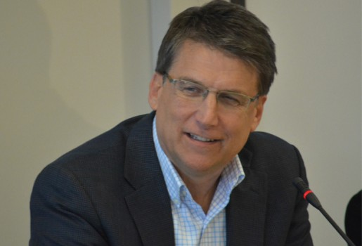 how tall is pat mccrory
