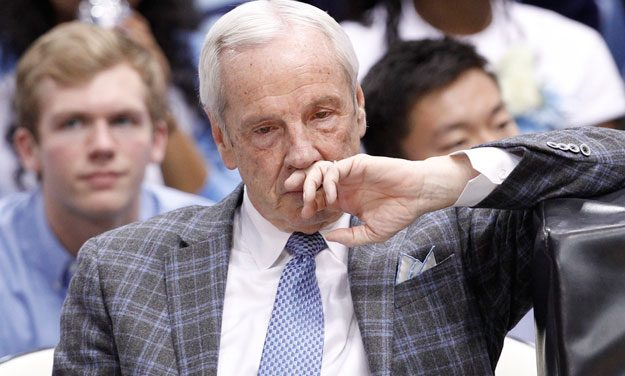 Final Four Pits Roy Williams Against His Friends