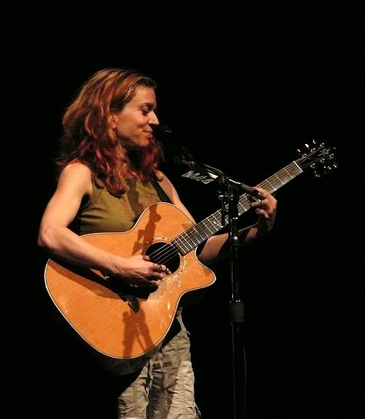 Ani DiFranco Becomes Latest Musician To Cancel In North Carolina