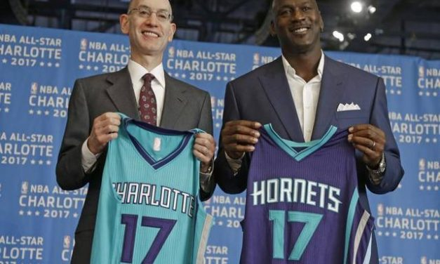 2017 NBA All-Star Game: Charlotte's Loss is New Orleans' Gain