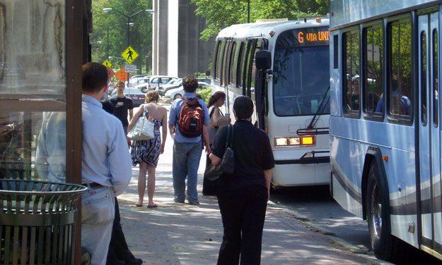 Chapel Hill Transit: Dobbins Drive Bus Lines to be Detoured