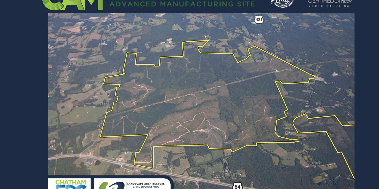 Chatham Board of Commissioners Approve Land Purchase Option