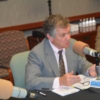 Chapel Hill – Carrboro City Schools Superintendent Tom Forcella