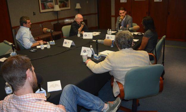 Forum Panel Discusses Notice Of Allegations