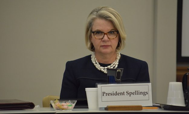 UNC Board of Governors Approves $90K Bonus for President Spellings