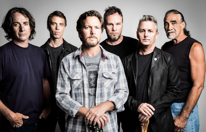 Pearl Jam Cancels Raleigh Concert Over HB2