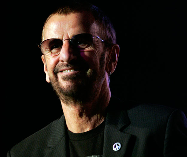 Ringo Starr Cancels Cary Concert