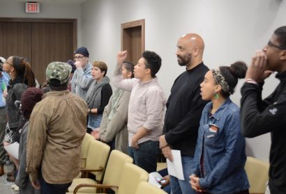 Protesters Once Again Shut Down UNC Board of Governors Meeting