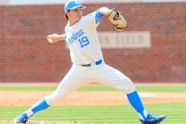 UNC Baseball Sunday Final 8