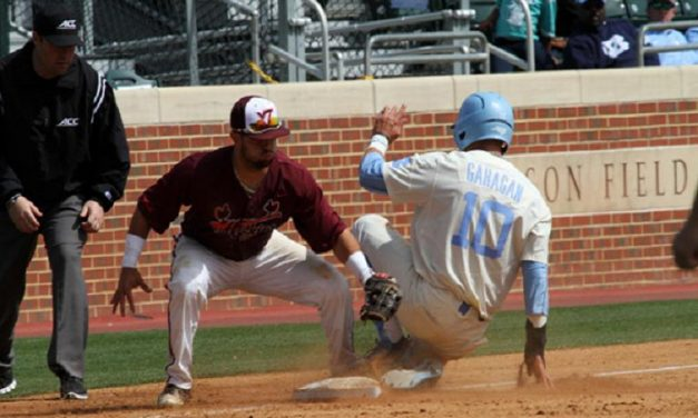 Virginia Tech Rallies Late to Shock No. 13 UNC Baseball, End 17-Game Losing Skid