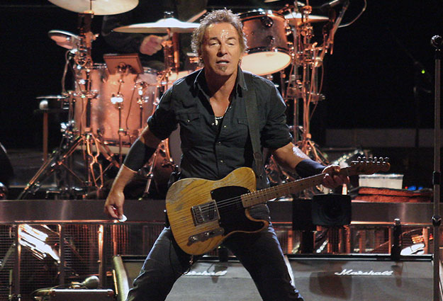 Bruce Springsteen Cancels North Carolina Concert