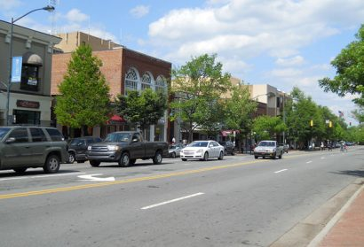 Downtown Chapel Hill Parking Free in December
