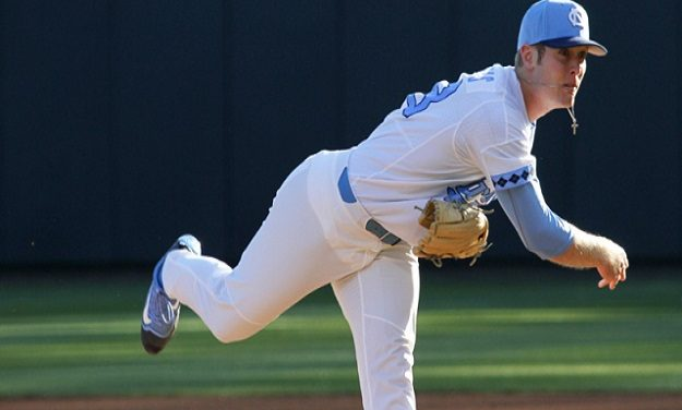 Bukauskas Stays Hot, Leads UNC Baseball Past Virginia to Even Series