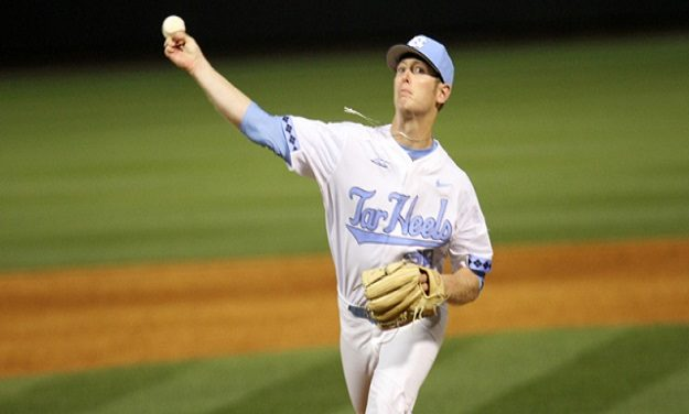Golden Spikes Award Includes UNC's JB Bukauskas Among Four Finalists