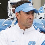 UNC Football Preparing For Tough Season